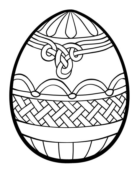 easter egg coloring pages hard easter coloring pages celtic knot easter egg coloring
