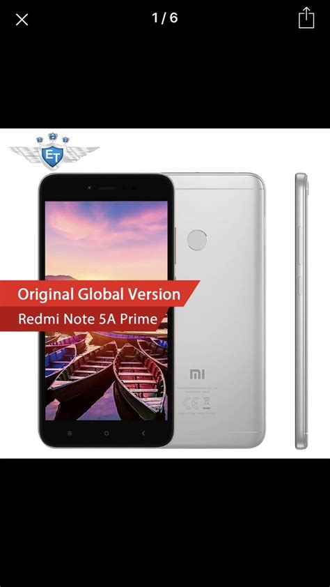 Kingkong Redmi 5a global version xiaomi redmi note 5a 5 a prime 3gb 32gb 5