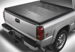 Who Makes Gm Tonneau Covers Gm Oem Chevy Silverado Soft Tonneau Cover Autotrucktoys