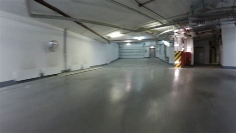 How To Build Underground Garage by Empty Underground Garage In A Residential Building Stock