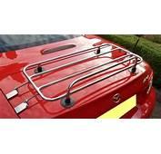 Mazda Miata PRHT Luggage Rack