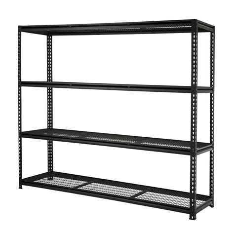 Adjustable Shelving Units 1830 X 2100 X 540mm 4 Tier Adjustable Heavy Duty