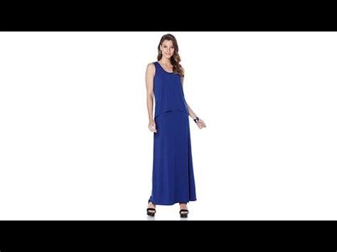 Velove Maxy Dress Hq 1 serena williams doublelayer maxi dress