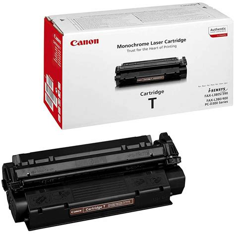 Toner Canon original canon t cartridge black toner cartridge 7833a002aa ink n toner uk compatible