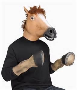 halloween horse mask horse head mask halloween
