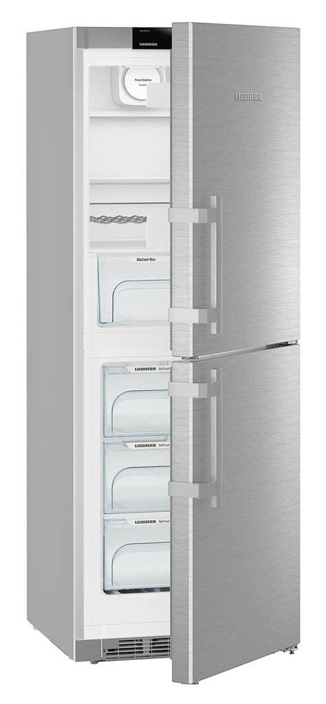 comfort appliances cnef 3715 comfort nofrost fridge freezer with nofrost