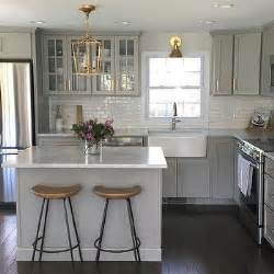 Kitchen Renovation Ideas Australia White And Gray Kitchen Island With Backless Seagrass