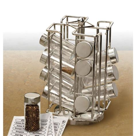 Silver Spice Rack 25 Best Ideas About Revolving Spice Rack On Pinterest