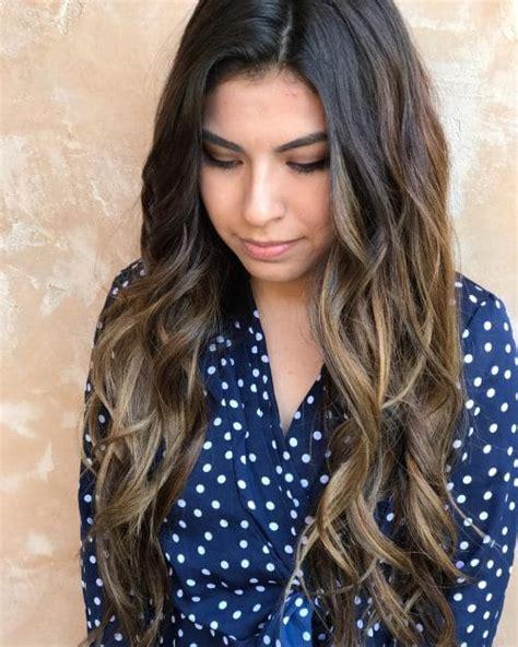 black hair salons st louis missouri 1000 ideas about dark brunette balayage straight hair
