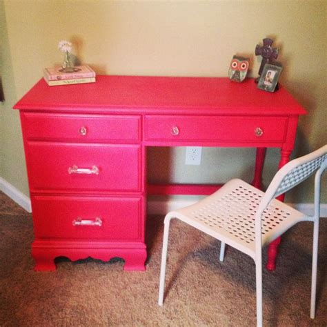 desk painting ideas girls painted desk painting how to s ideas pinterest