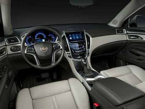 Suv Interior by 2015 Cadillac Srx Price Photos Reviews Features