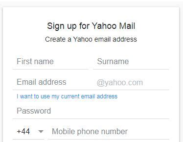 membuat email yahoo   hp  laptop pediainfocom