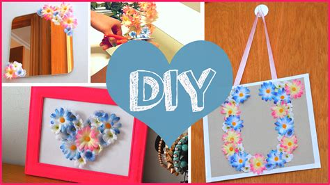 craft decorating ideas your home 59 easy diy room decor projects a little craft in your
