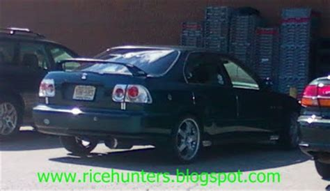 honda ricer exhaust rice hunters local ricers part 5