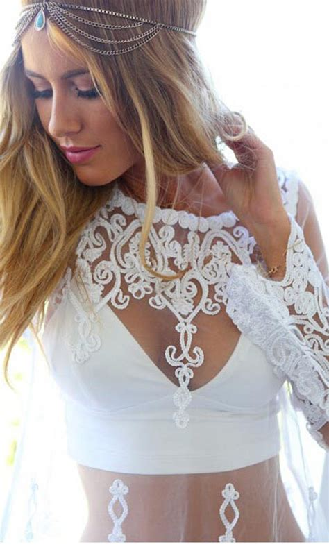 See Through Lace Blouse new lace sheer blouse see through floral blusa embroidery tops blouses lace