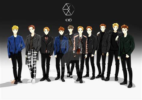 wallpaper exo call me baby exo call me baby by nitavip on deviantart