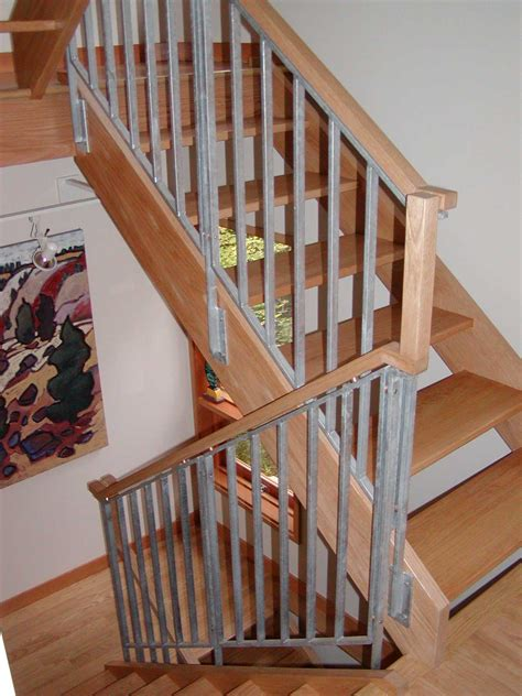 Wood Stair Railing Wood Stair Railings Interior Kris Allen Daily