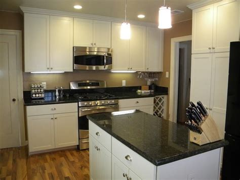 kitchen cabinet photos gallery pics of uba tuba granite with white cabinets please