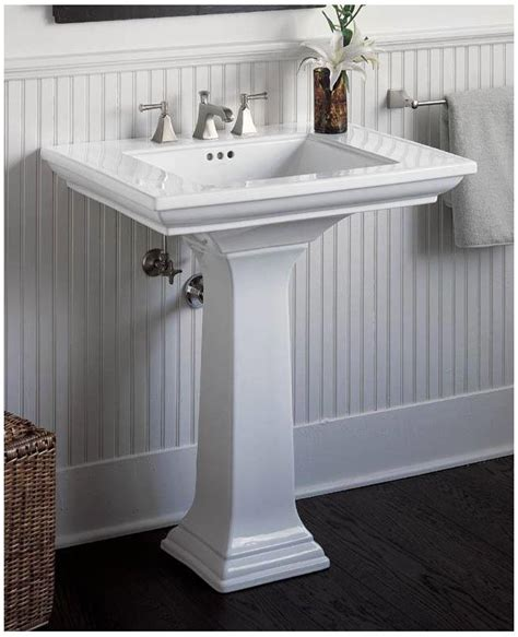 How Much Is A Pedestal Sink Standard Height Help No Ada Page 2 Terry