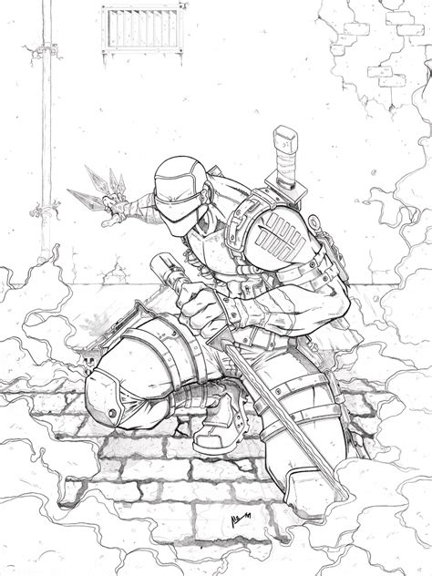 printable snake eyes g i joe coloring sheets coloring pages