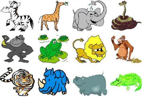 imagenes de animales salvajes para niños animales salvajes para ni 241 os de primaria imagui