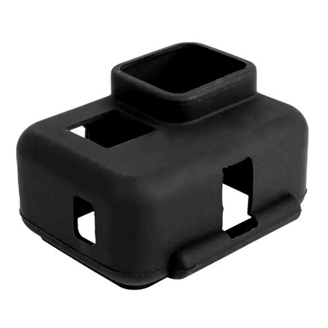 Protective Silicone For Gopro 5 Black silicone protective cover for gopro 5 black free shipping dealextreme