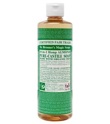 Dr Bronners Castile Liquid Soap Eucalyptus 473 Ml dr bronner s all in one hemp almond liquid 473ml