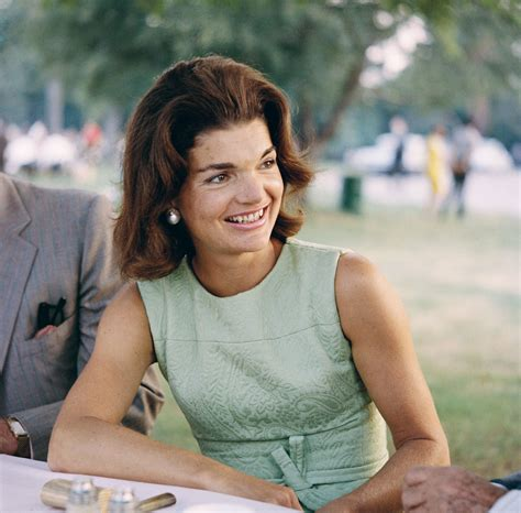 kennedy jacqueline from jacqueline kennedy onassis quotes quotesgram