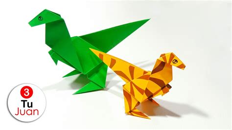 How To Make An Origami Velociraptor - how to make an origami velociraptor 28 images how to
