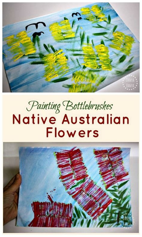 christmas art projects in austrailia bottlebrush flower class for and flower