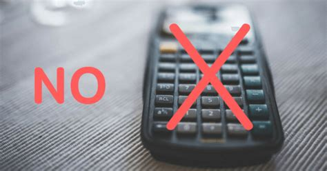 Boston Mba No Gmat by Can You Use A Calculator On The Gmat The Gmat Club