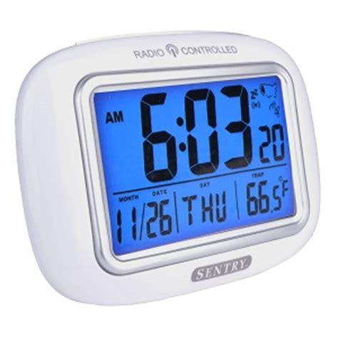 evertek wholesale computer parts sentry atc30 radio controlled weather atomic alarm clock w