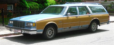 Station Wagon With Wood Paneling For Sale The Wagon