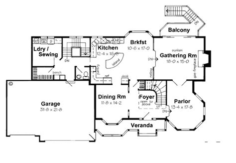 Victorian House Layout by The Gallery For Gt Victorian House Plans With Secret