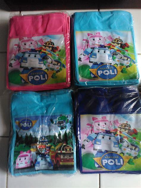 Goodie Bag Tas Souvenir Kado Ulang Tahun Anak Tas Ultah 13 jual tas souvenir ultah anak goodie bag spundbond vinil