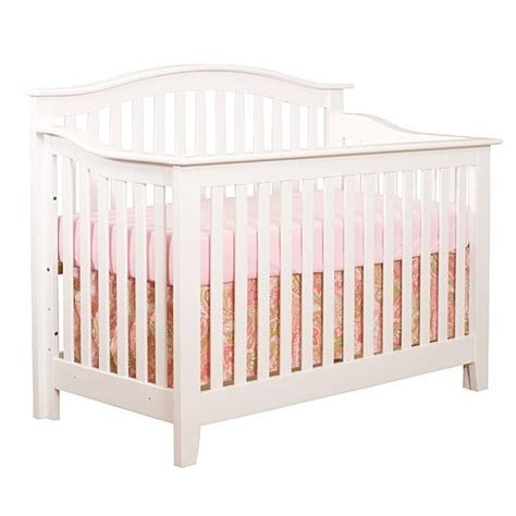 White Crib Babies R Us by Shermag Kendall Convertible Crib White Shermag Babies Quot R Quot Us Zo 233 S Room Finds