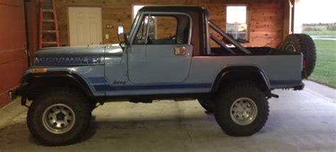 jeep scrambler cj    sale springfield mo