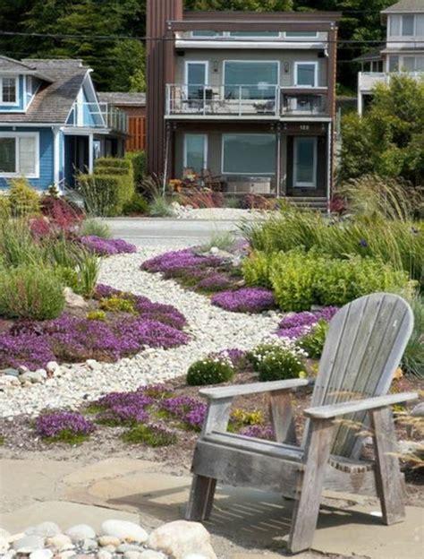 jardin paysager moderne comment lamenager