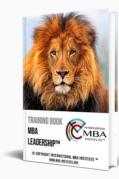 Http Www Mba Institute Org Books International Mba Institute Php by What Is Usd 597 Mba Leadership Degree Program