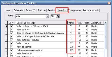 mudança no layout da nfe nota fiscal como configurar o layout emissor nf e 187 vendas