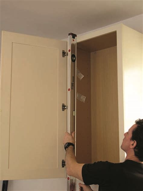 install upper cabinets how to install kitchen cabinets old house online old