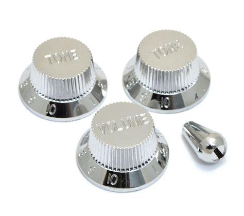 guitar parts factory strat knobs