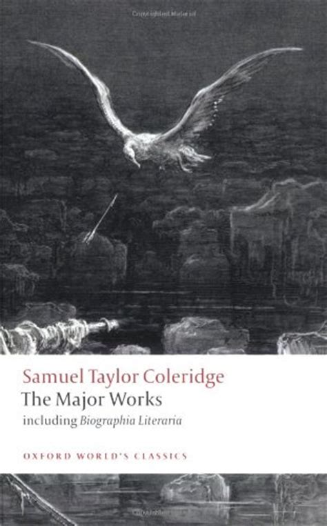 The Major Works the dungeon a poem by samuel coleridge plus