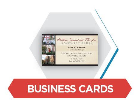 Business Cards In Nashville Tn