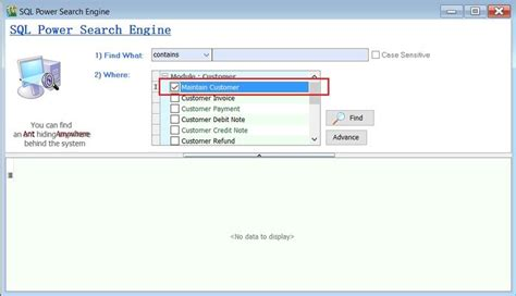 Powered Search Engine Sql Power Search Estream Software