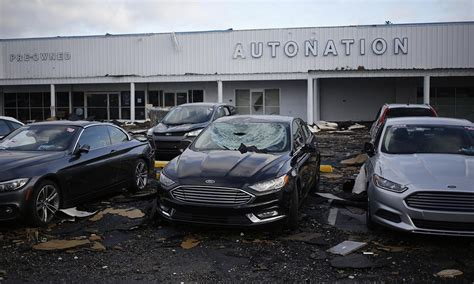 florida panhandle dealerships   significant hit  hurricane michael