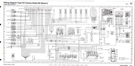 motronic wiring harness diagram pelican parts forums