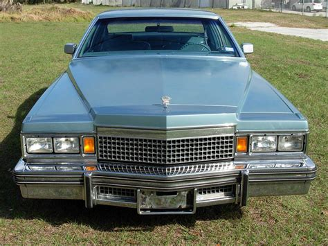 1979 Cadillac Coupe by 1979 Cadillac Coupe For Sale 2073127 Hemmings