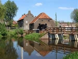 bijzondere huizen watermolen te koop in limburg
