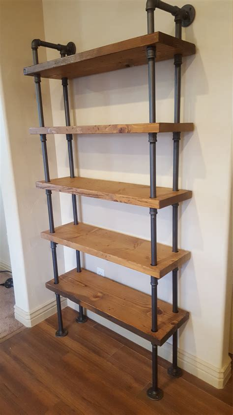 available for immediate shipping pipe shelving unit pipe